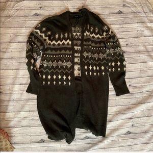 Lane Bryant Fair Isle Sweater